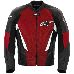 Alpinestars Stage Perforated Leather Jacket 3