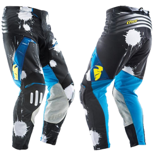 Thor MX Flux Seek Mens Pants 1