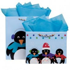 The Gift Wrap Company Holiday Whimsy Gift Bag