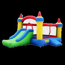 Bounceland Mega Castle Inflatable Bounce House Bouncer