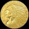 1909-O $5 Indian Gold
