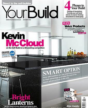 your build magazine autumn 2013