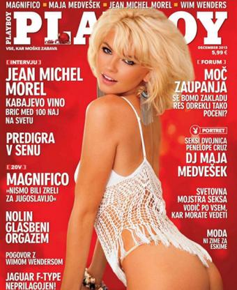 playboy slovenia december 2013