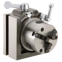 Grizzly H7592 Quick Indexer with 3-Inch Chuck