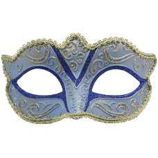 RedSkyTrader Colorful Venetian Party Mask