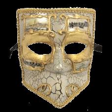 RedSkyTrader Mens Full Faced Masquerade Mask