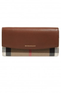 Burberry Check Stamped Bracelet Watch