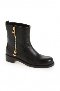 Jimmy Choo 'Dondo' Moto Boot