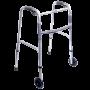 Standard Folding Adjustable Walker