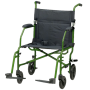 Ultralight Transport Chair Combo