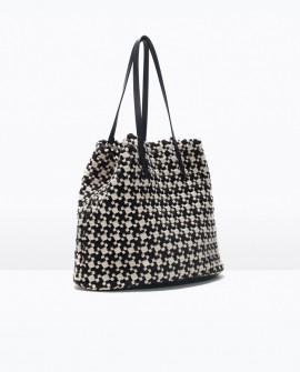 Women fabric shopper 2