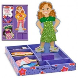 Melissa and Doug Maggie Leigh Magnetic Dress-Up