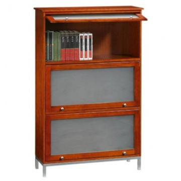 Amanda 3-unit Barrister Bookcase