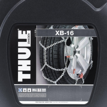 Thule 16mm XB16 High Quality SUV-Truck Snow Chain Size 265