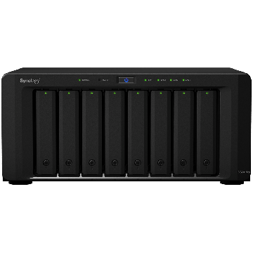 Synology DS2015xs Diskstation Pre Configured Storage (NAS)
