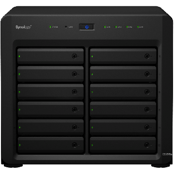 Synology DS3615xs Diskstation 12 Bay Pre Configured Storage