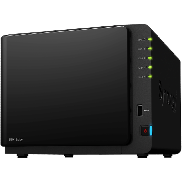 Synology DS415play DiskStation 4 Bay Pre Configured Storage (NAS)