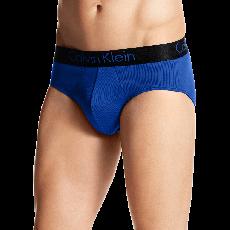 Calvin Klein Men's Dual Tone Hip Brief
