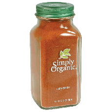 Simply Organic Cayenne Pepper Certified Organic Ounce Container