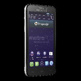 Alcatel One Fierce Prepaid Phone MetroPCS
