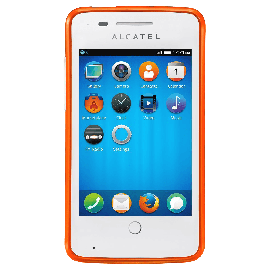 Alcatel One ouch Fire brand new smartphone with Firefox OS