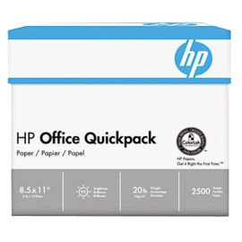 HP Office QuickPak Paper