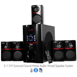 Frisby FS Home Theater Speakers System with Bluetooth
