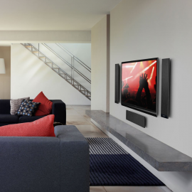 KEF T205 5 1 Home Theater System