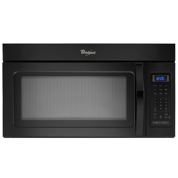 Whirlpool WMH31017AS 1.7 Cu. Ft. Stainless Steel