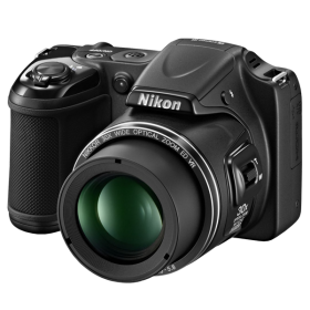Nikon COOLPIX L820 16 MP CMOS Digital Camera with 30x