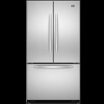 Maytag MFF2558VEB 24.8 Cu. Ft. Black French Door Refrigerator