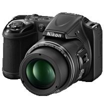 Nikon COOLPIX L820 16 MP CMOS Digital Camera with 30x