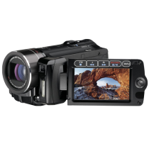 Canon VIXIA HF10 Flash Memory High Definition Camcorder with 16 GB