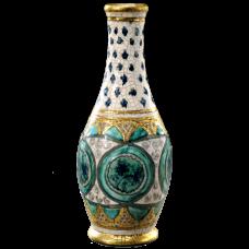 Plaisance Earthenware Vase