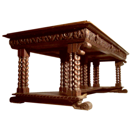 Indian Raj table