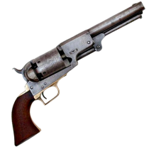 MARTIALLY MARKED COLT