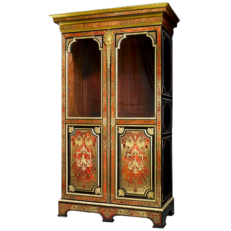 The Nicolas Sageot Boulle Cabinet