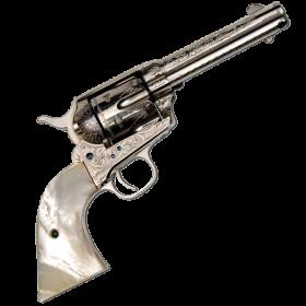 Colt black powder frame factory engraved SAA