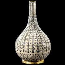 Plaisance Rare Porcelain Vase