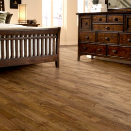 Kraus Golden Sadle hardwood