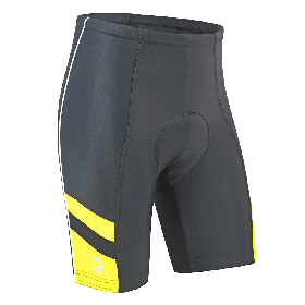 Tenn Mens 8 Panel Cycling Shorts with Professional Moulded Pad