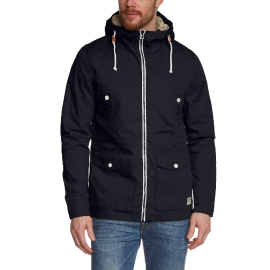 Jack and Jones Men's Short Parka