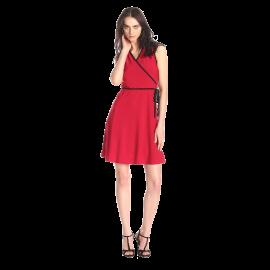 Star Vixen Women's Dress