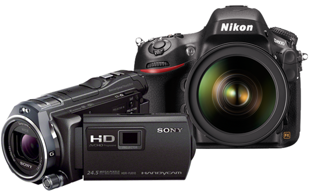 Camera, Photo, Video