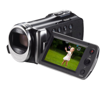 Samsung F90 Black Camcorder with 2.7 LCD Screen