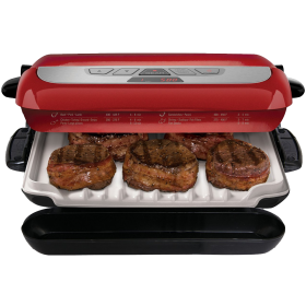 George Foreman GRP4800R 4-in-1