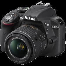 Nikon D3300 24.2 MP CMOS Digital