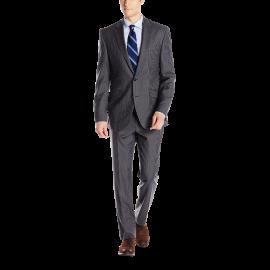 Kenneth Cole New York Men's Lapel Suit