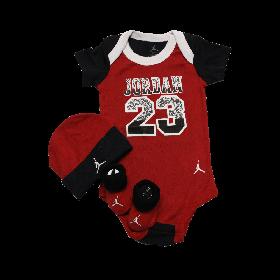 Air-Jordan-Baby-infant-3Pcs-sets-bodysuit-layette-oneies