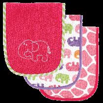 Luvable-Friends-Safari-Themed-Burp-Cloths-3-Pack